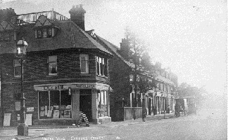 Haven Road, Canford Cliffs - then